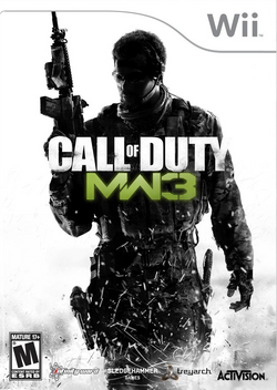 Call of Duty Modern Warfare 3 (NA)
