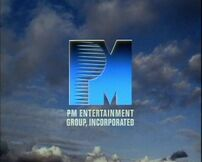 PM Entertainment second logo