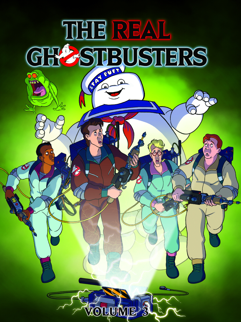 The Real Ghostbusters, Volume 3 movie