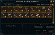 Gerrant&#39;s Fishy Business stock