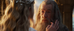 Galadriel and Gandalf - The Hobbit