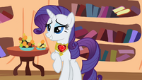 Rarity been inspired S2E10
