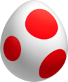 Red Yoshi Egg