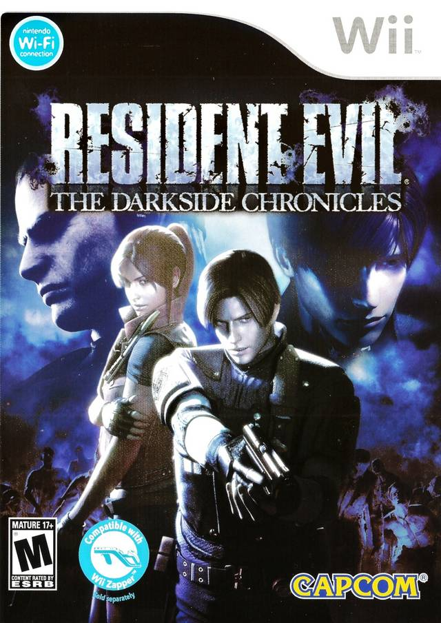 darkside chronicles edit talk resident evil the darkside chronicles