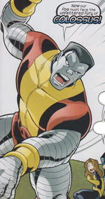 Wolverine and Power Pack Vol 1 2 Colossus