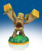Series 2 Stump Smash toy