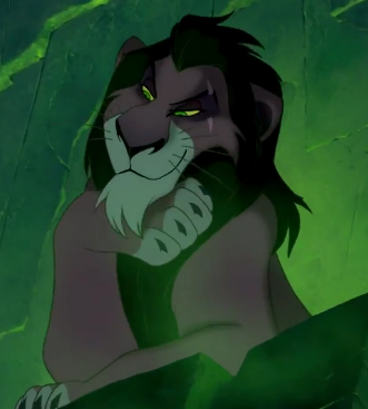 Lion king characters scar - photo#18