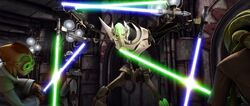 Vebb Grievous Fisto