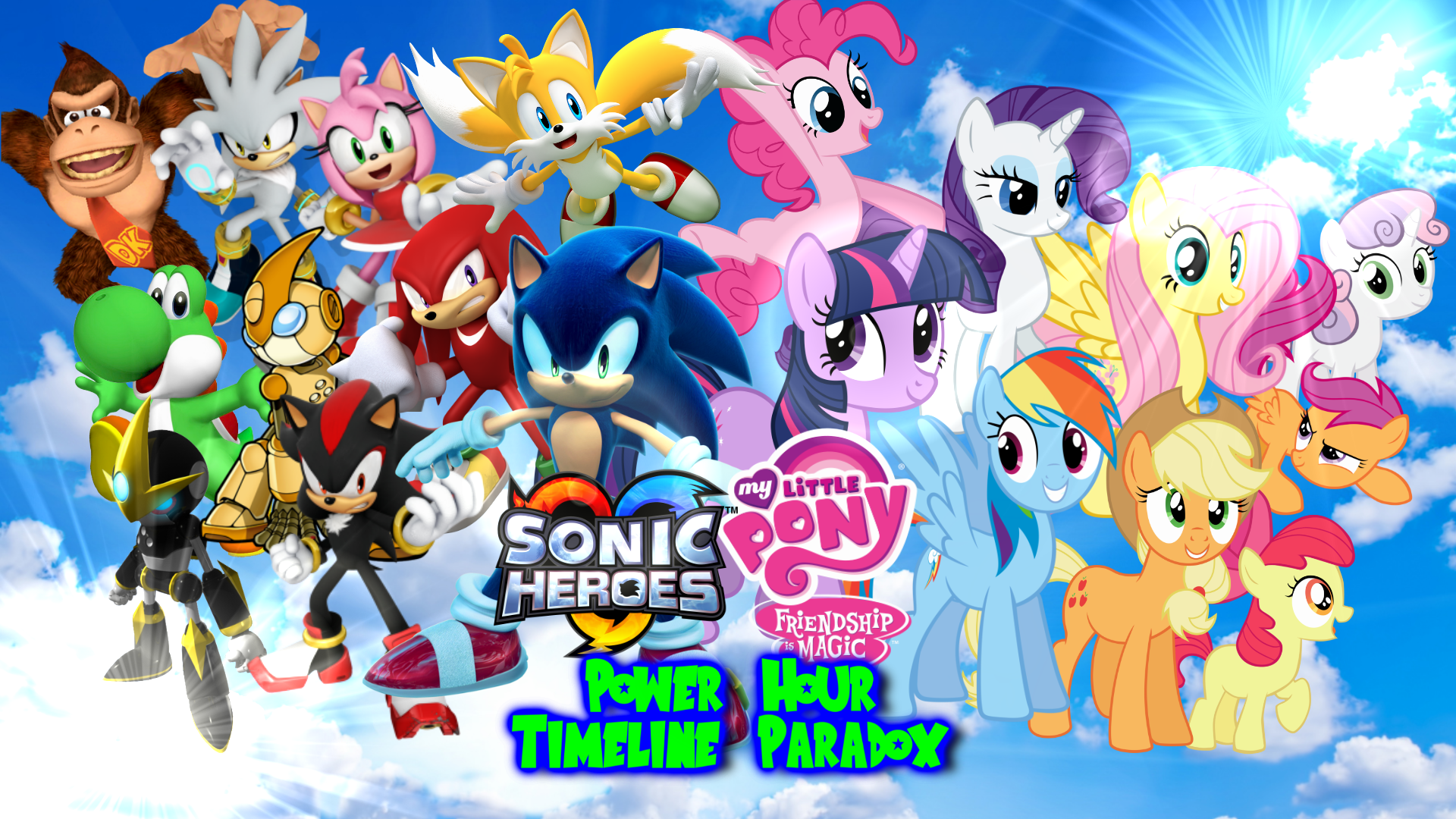 My Little Pony Sonic