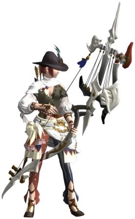 Archer (Final Fantasy XIV) - The Final Fantasy Wiki has more Final ...