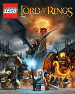 Lego the-lord-of-the-rings-teaser-poster