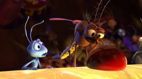 A Bug's Life (1998) - CT 1, post