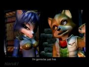 StarFox Adventures ending