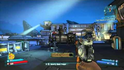 Borderlands 2 - All Area Challenges with Vault Symbols - Friendship Gulag