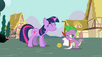 Twilight pleased S2E10