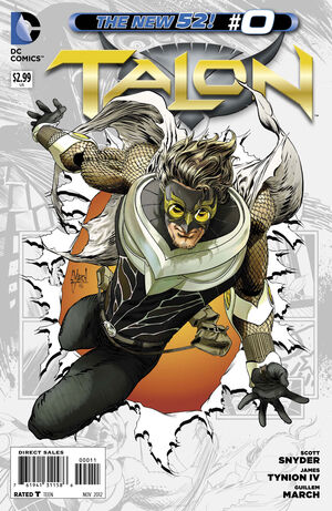 Cover for Talon #0