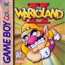Wario Land II (Game Boy Color) (NA)