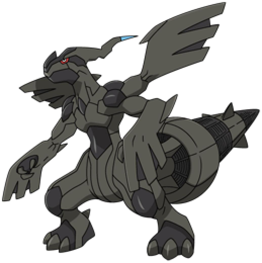 Pokemon Zekrom