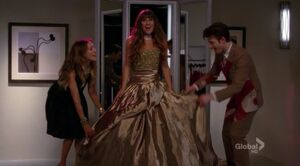 You're Never Fully Dressed kurt isabelle rachel