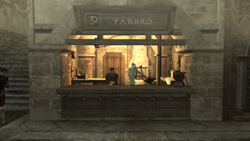 ACB Blacksmith Shop