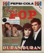Día POP south america no2 september 86 wikipedia 8 pages saturday supplement to local paper El Dia