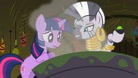 Zecora Twilight cauldon S2e10