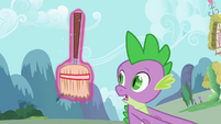 Spike sees broom S2E10