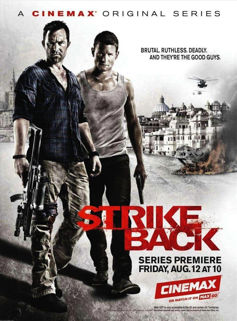 Strike Back Strikeback-season2