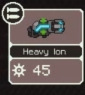 Heavy ion
