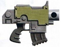 Ultima Mk II Pattern Bolt Pistol