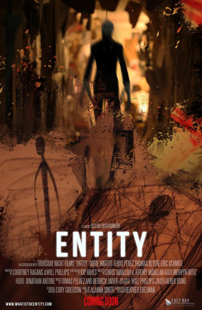 ``Entity`` Pelicula De Slenderman