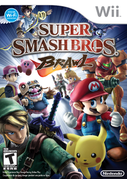 Super Smash Bros. Brawl (NA)