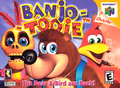 Banjo Tooie Boxart (North America)