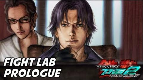 Tekken Tag Tournament 2 - Fight Lab Ending