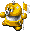 Axem Ranger (Yellow) Sprite (Super Mario RPG)