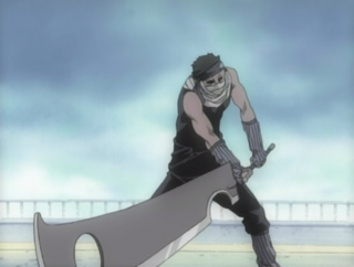 Zabuza&#39;s sword