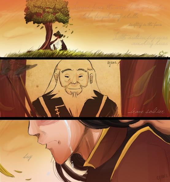 Avatar Trailer: In Honor Of Mako : TheLastAirbender