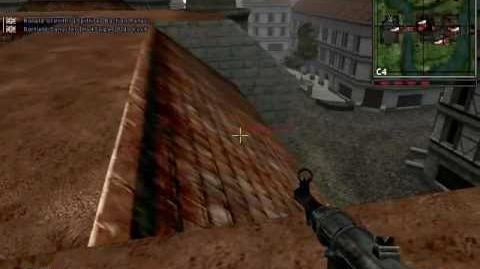 Battlefield 1942 The Jetpack