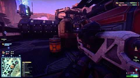 Planetside 2 beta Infantry - Heavy Assault
