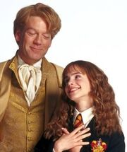 Lockhart and Hermione