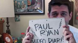 Paul ryan video diary