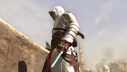 AC altair hidden blade