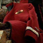 Starfleet uniform jacket