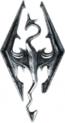 Skyrim Logo Large