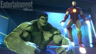 News Iron Man and Hulk Suit Up for an Animated Avengers Spin-Off