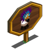 Headdress Ewe Mastery Sign-icon