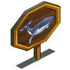 Humpback Whale Mastery Sign-icon