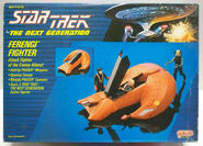 Galoob Ferengi fighter (large)