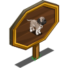 English Mastiff Mastery Sign-icon