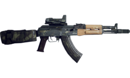 AK-103 MOHW Battlelog Icon for Gruppa Alfa